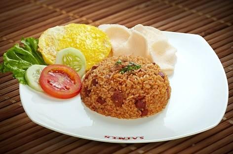 cara membuat nasi goreng sederhana yang sedap
