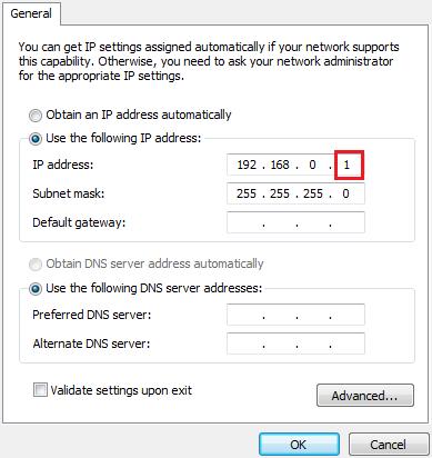 cara menghubungkan dua komputer dengan wifi2