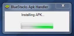 cara instal bluestack - aplikasi android di pc komputer