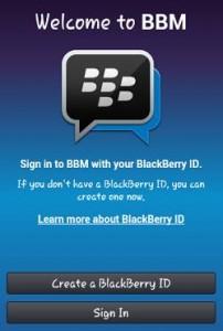 instal bbm on pc computer
