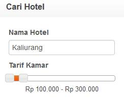 cara booking hotel murah di pegipegi