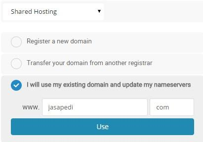 cara beli hosting di hawkhost dengan paypal