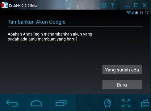 cara instal aplikasi android di pc komputer laptop