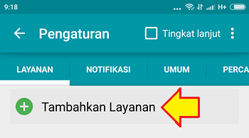 Cara Instal 2 Akun Whatsapp di 1 HP Android step - 1