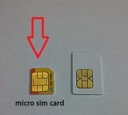 cara pasang simcard pada bb 10 -3