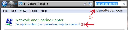 cara, mengubungkan, komputer