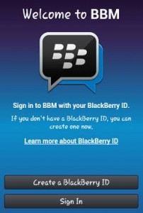 instal bbm on pc computer