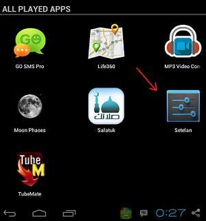 cara hapus apps di bluestack1