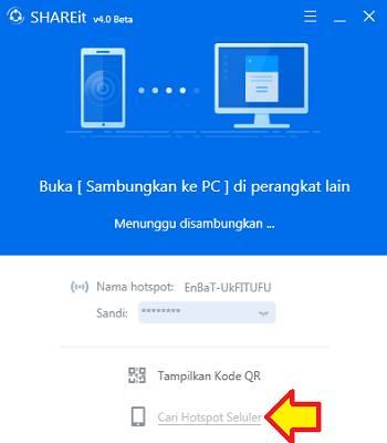 cara transfer file dari android ke laptop