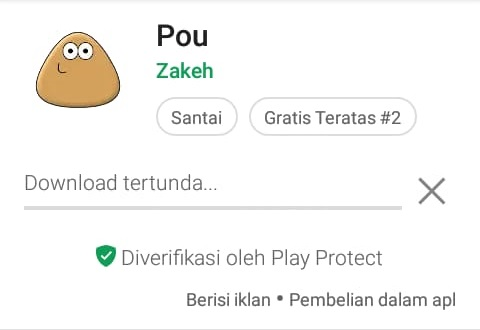 download tertunda di google playstore